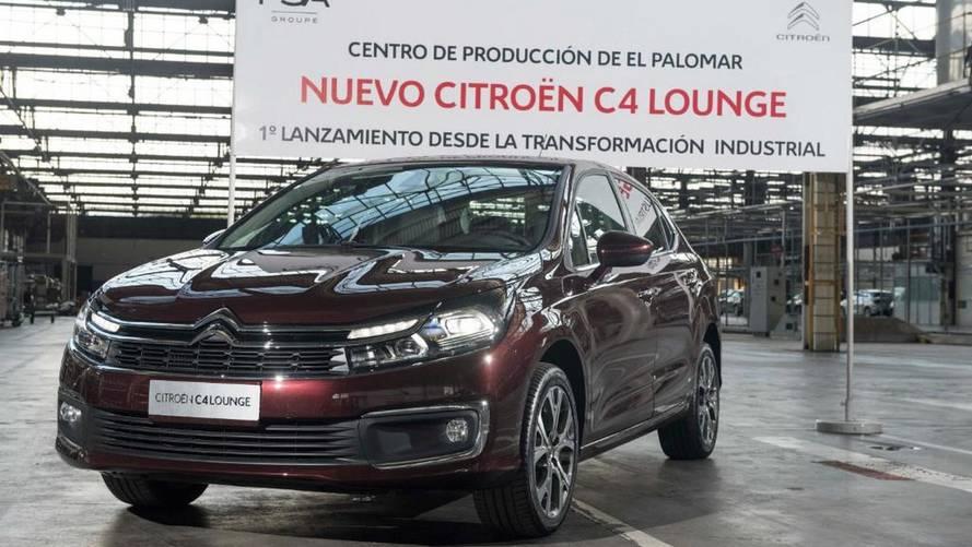 Citroën C4 Lounge reestilizado terá painel digital e nova central multimídia