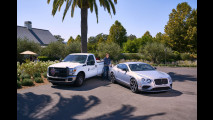 Bentley e Filld per il rifornimento a domicilio