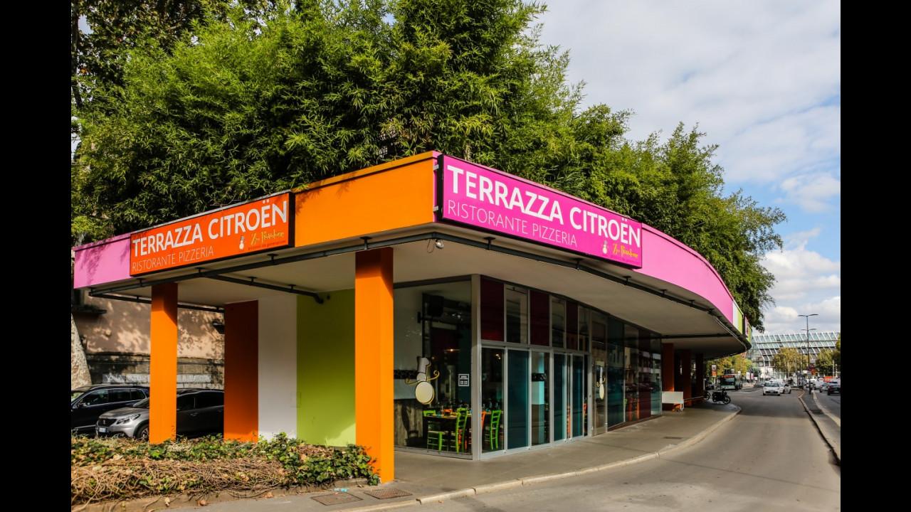 Citroen apre un ristorante a Milano | Motor1.com Photos