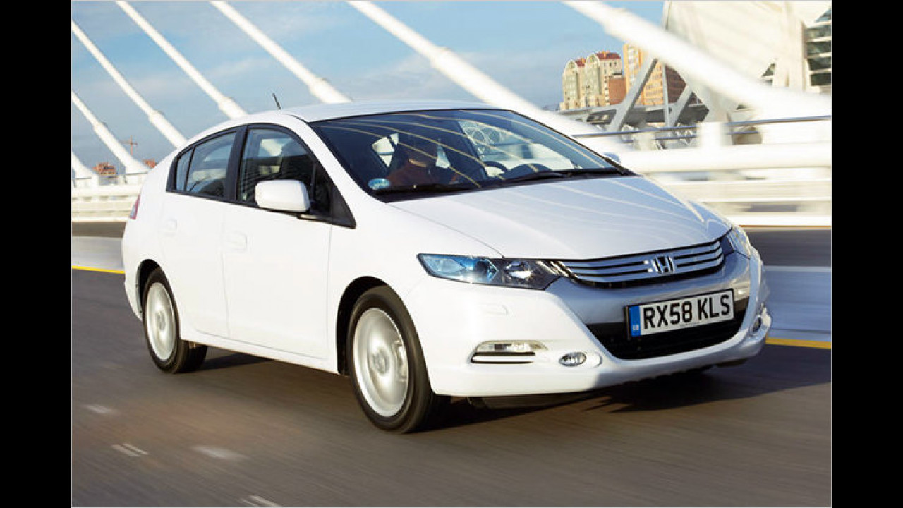 Honda Insight 1.3 Hybrid