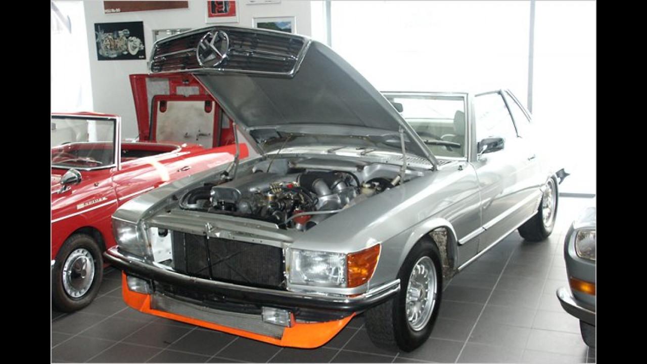 Mercedes 350 SL Felix Wankel