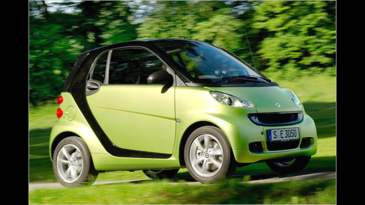 Smart Fortwo Coupé 1.0 Turbo Pulse Softip