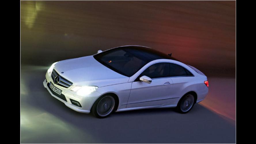 E-Klasse, die Nächste: Mercedes zeigt in Genf neues Coupé