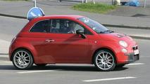 Fiat 500 Abarth Spy Photos
