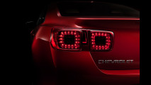 Chevrolet Malibu concept. I teaser