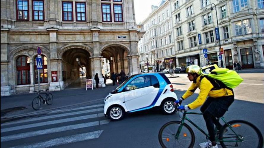 smart car2go si fa strada negli USA