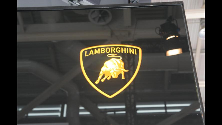 Lamborghini al Salone di Parigi 2010