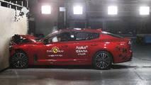 2017 Euro NCAP son çarpışma testleri