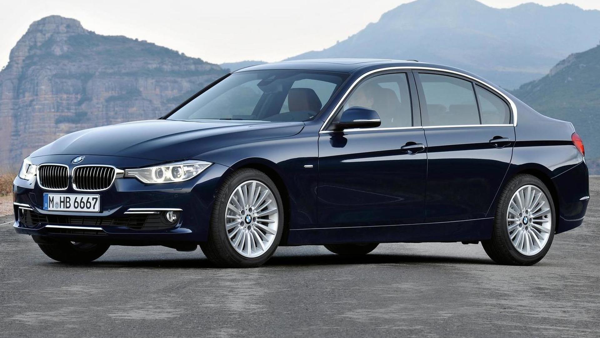 BMW I EfficientDynamics I Series XDrive Announced - 320i bmw 2012