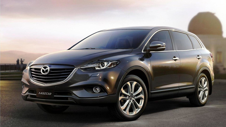 Next-gen Mazda CX-9 due in 2016 with four-cylinder turbo engine - report