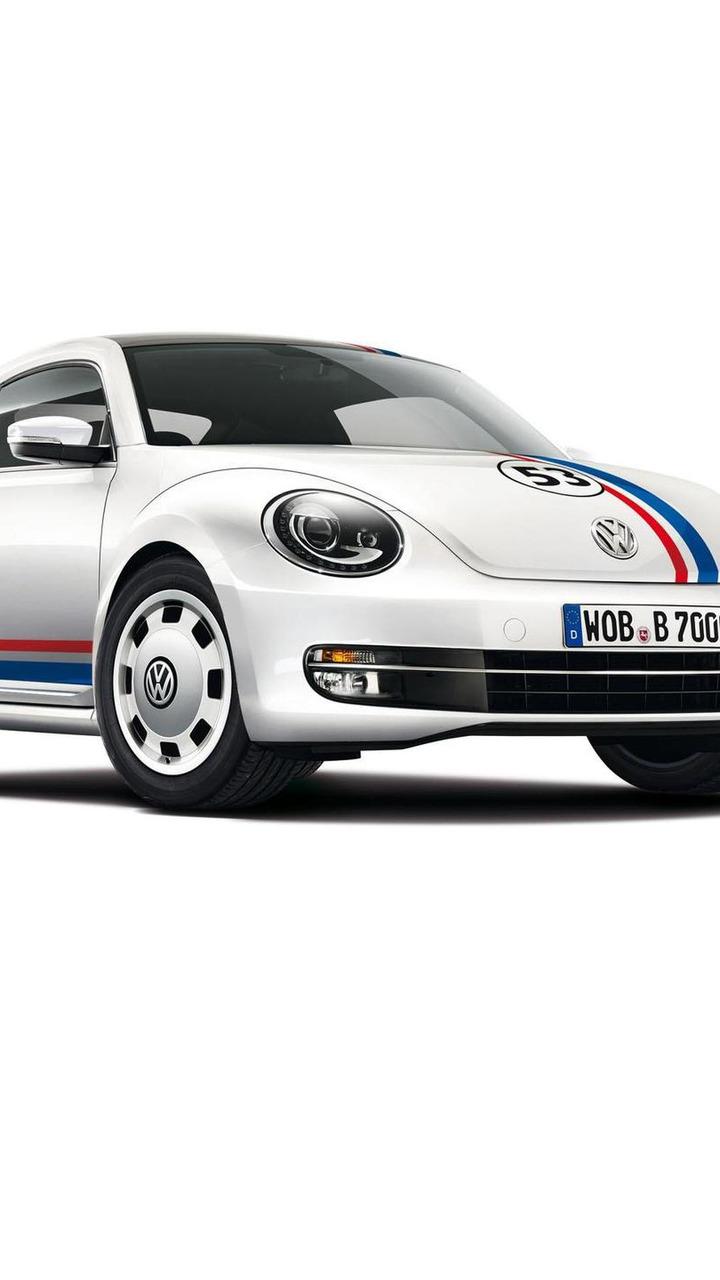 Volkswagen Beetle 53 Edition 29.10.2012