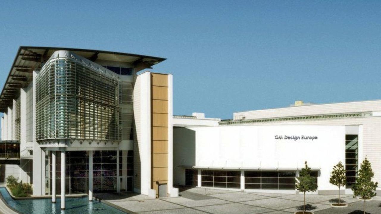New General Motors European Design Center