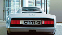 Mercedes-Benz C 111-3 1977