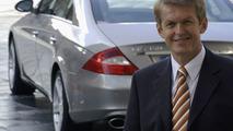 Board of Management member Dr. Thomas Weber