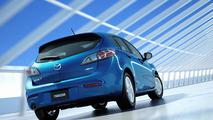 2012 Mazda3 facelift unveiled