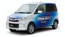 Subaru Stella Plug-in Electric Vehicle
