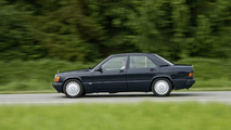 Mercedes-Benz 190 D BlueEfficiency based on 1992 Mercedes 190 E 2.6 Sportline
