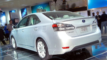 2010 Lexus HS 250h Dedicated Hybrid at 2009 NAIAS