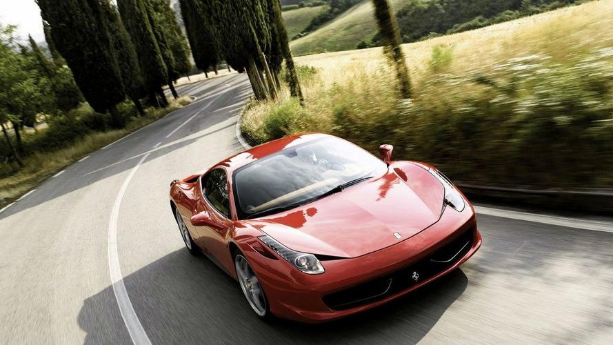 Ferrari Cutting Jobs, Production as Demands falls