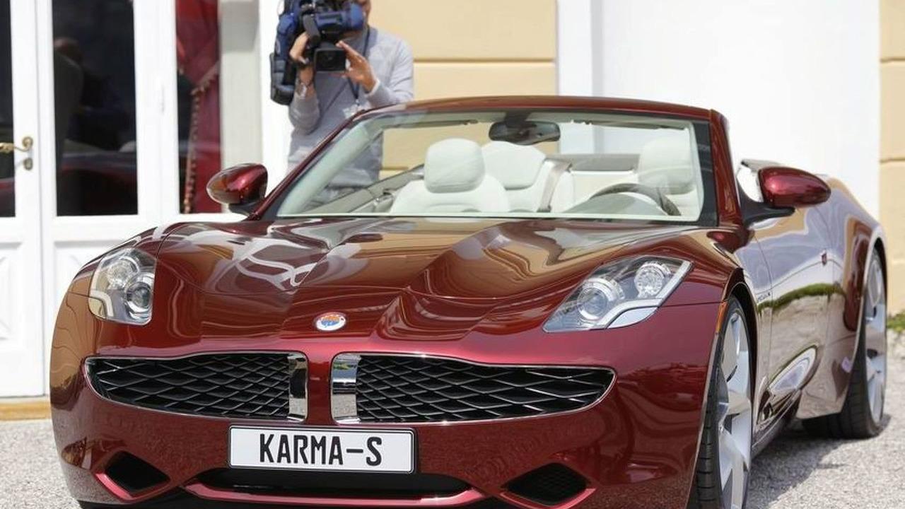 Concept Cars & Prototypes - FISKER KARMA S, 2009