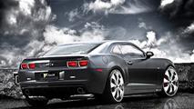 German-tuned 'Black Cat' Chevrolet Camaro SS by Speed Box