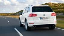 Volkswagen Touareg R-Line 01.2.2011