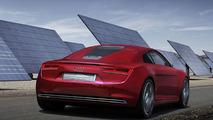 LEAKED: Audi R8 e-Tron Concept Revealed