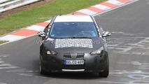 Opel Astra GTC spy photo, Nurburgring, Germany 22.06.2010