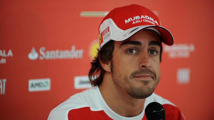 Alonso laments Ferrari's slow progress with F10