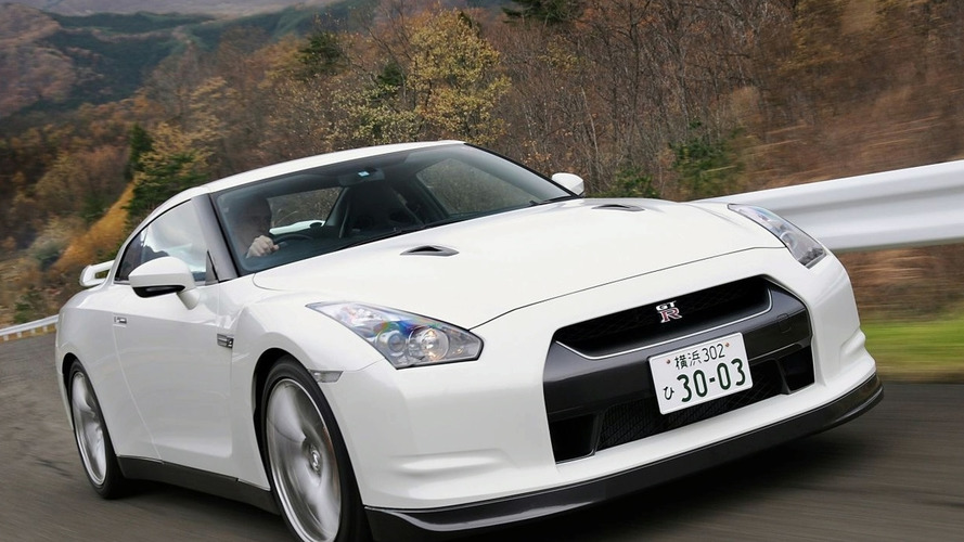 Nissan GT-R Wins CoTY Japan Most Advanced Technology Award