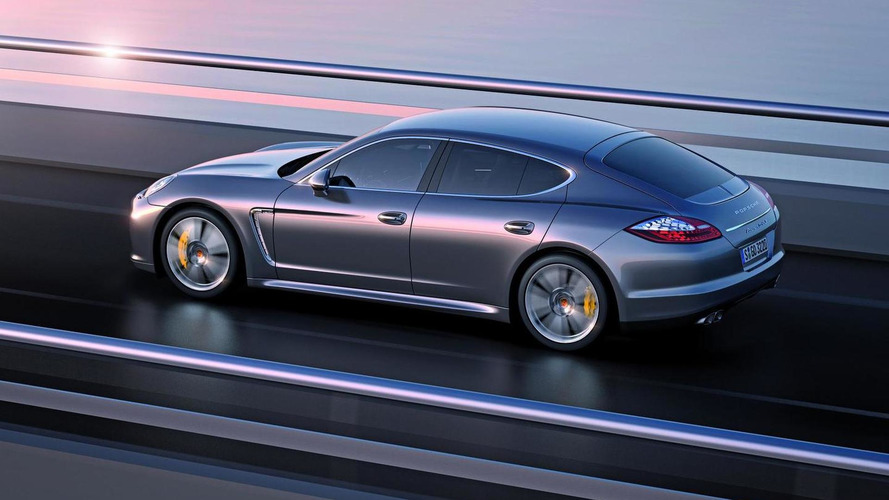 Porsche Panamera could lose manual gearbox - report