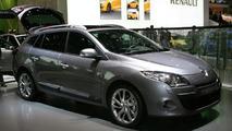 Renault Megane Sport Tourer in Geneva