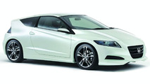 Honda Revised CR-Z Concept 09.30.2009