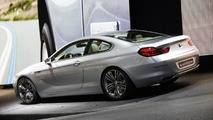 BMW 6 Serisi Coupe