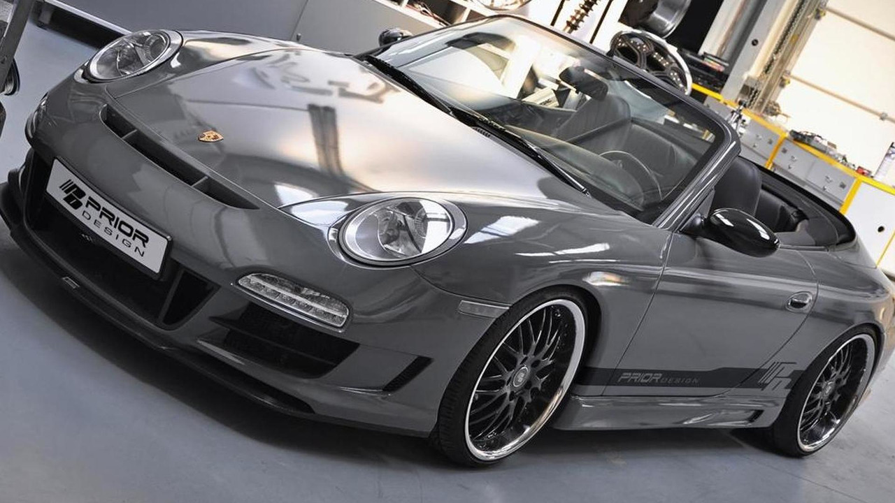 Prior Design PD3 Porsche 996 to 997 conversion, 1024, 27.09.2010