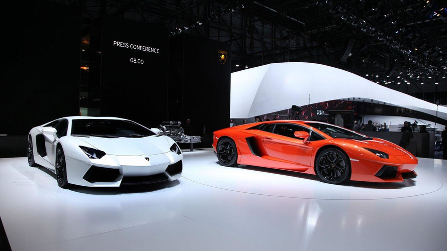 Evolution of the Lamborghini Aventador [video]