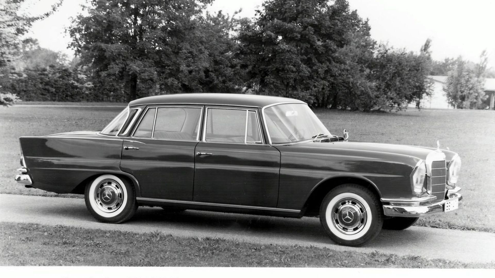 Mercedes Innovation: The Crumple Zone in 1952