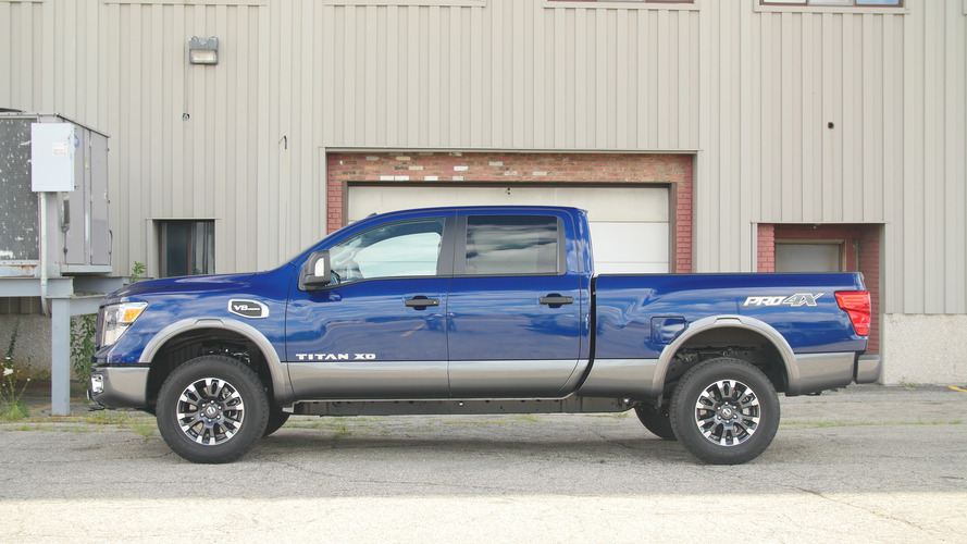 2016 Nissan Titan XD | Why Buy?