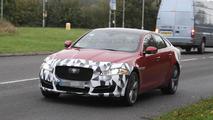 2015 Jaguar XJ facelift spy photo 04.11.2013