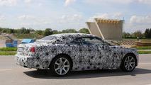 2015 Rolls-Royce Wraith Convertible spy photo