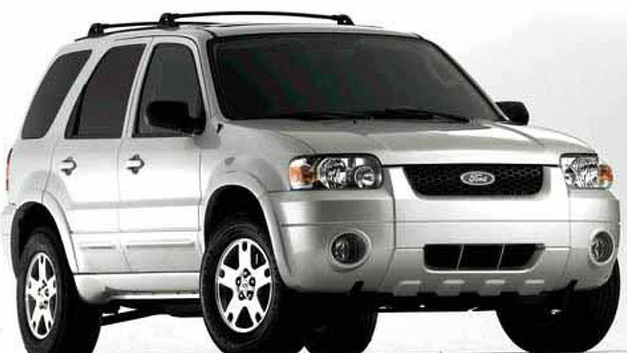 Ford recalls 450,000 vehicles for corrosion and seat issues