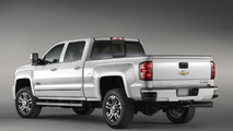 Chevrolet unveils more upscale 2015 Silverado High Country HD [videos]