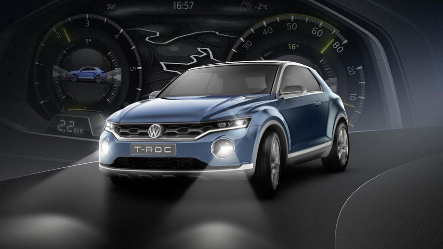 Volkswagen - Un crossover Golf à Genève ?