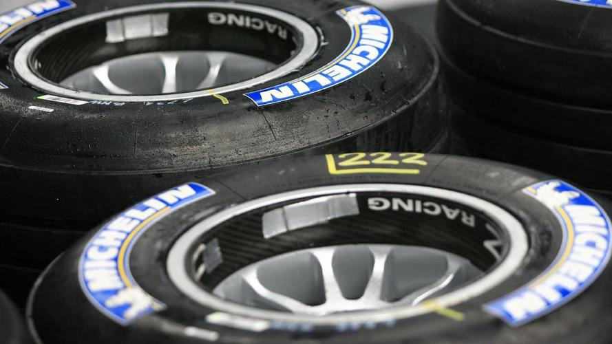 Michelin 'ready' for 2014 F1 tyre talks