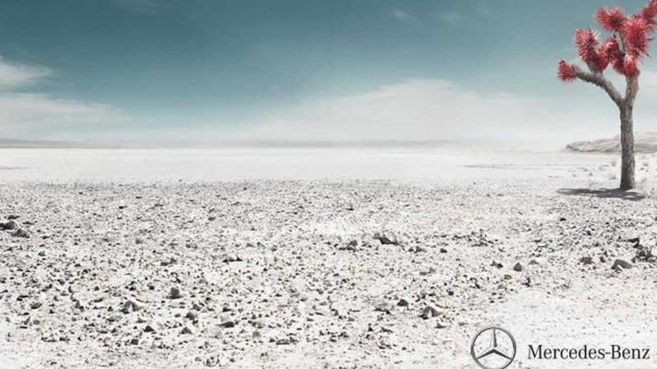 2014 Mercedes-Benz GLA teaser photo 12.08.2013
