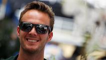 Giedo van der Garde 21.11.2013 Brazilian Grand Prix