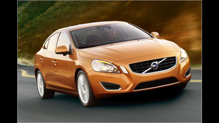 Preise für den Volvo S60 bekannt