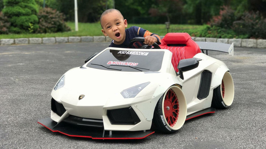 KidStance Proves You're Never Too Young For A Tuner Car