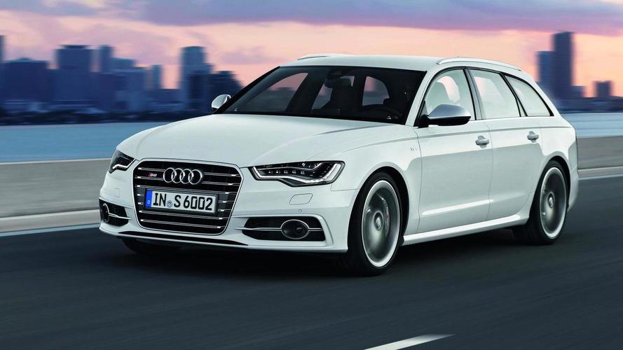 The Audi S6/S6 Avant revealed ahead of Frankfurt debut