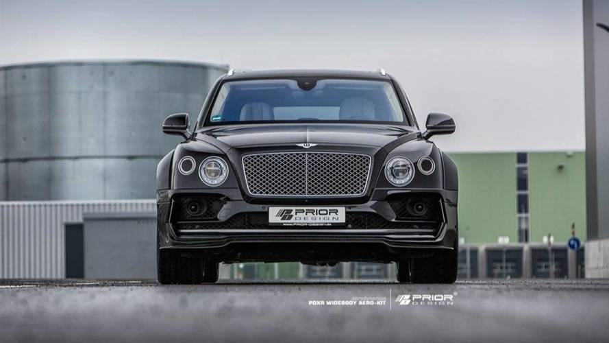 Bentley Bentayga Prior-Design